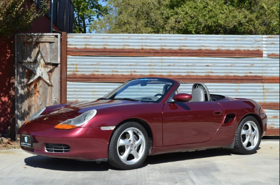 2000 Porsche Boxster Owners Manual and Concept