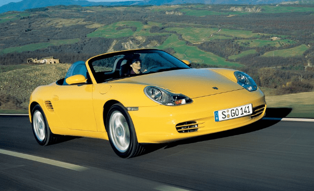 2003 Porsche Boxster Owners Manual and Concept