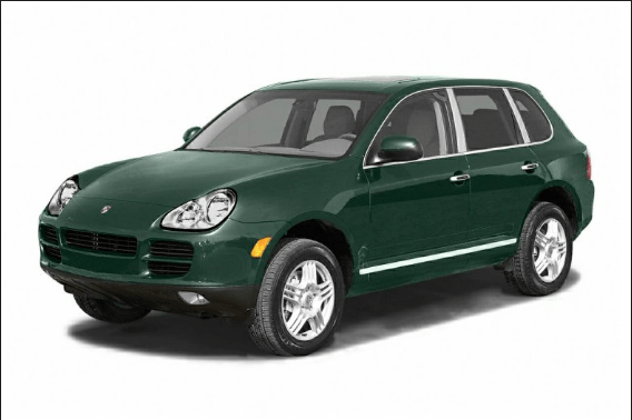 2003 Porsche Cayenne Owners Manual and Concept