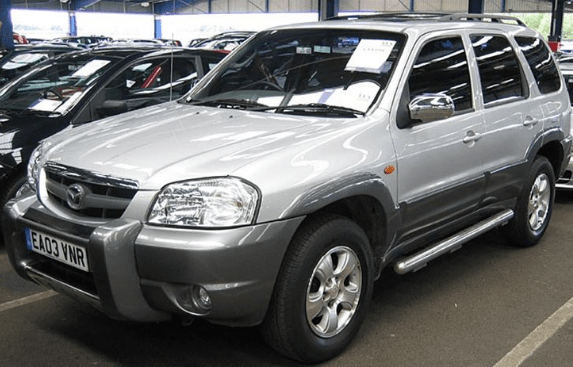 2004 Mazda Tribute Owners Manual and Concept