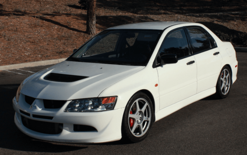 2004 Mitsubishi Lancer Evolution Concept and Owners Manual