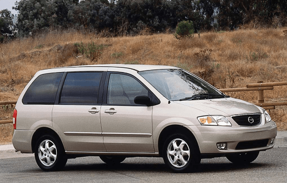 2005 Mazda MPV Owners Manual and Concept