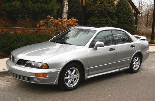 2005 Mitsubishi Diamante Concept and Owners Manual