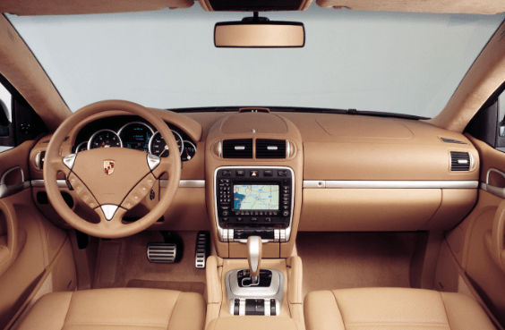 2005 Porsche Cayenne Interior and Redesign