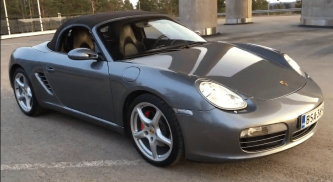 2006 Porsche Boxster Owners Manual and Concept