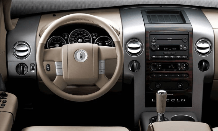 2007 Lincoln Mark LT Interior and Redesign