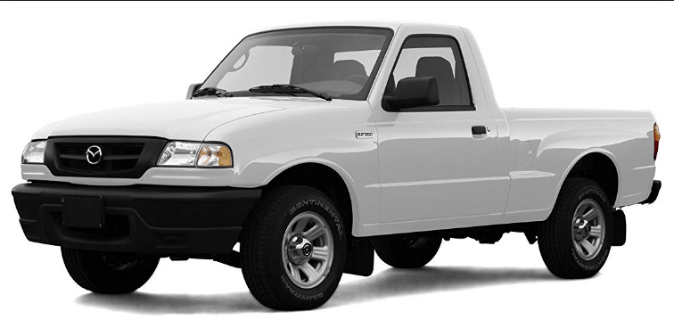 2007 Mazda B3000 Owners Manual and Concept