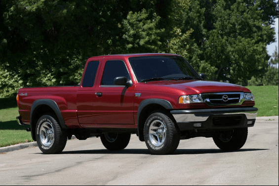 2008 Mazda B2300 Owners Manual and Concept