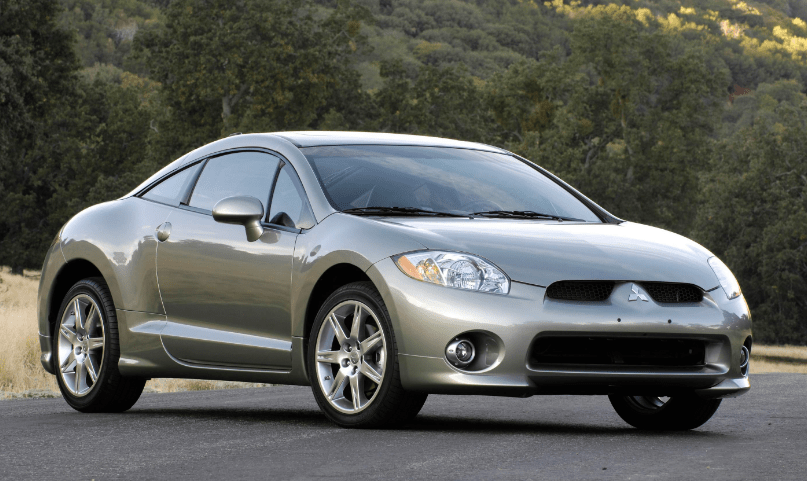 2008 Mitsubishi Eclipse Concept and Owners Manual