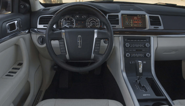 2009 Lincoln MKZ Interior and Redesign