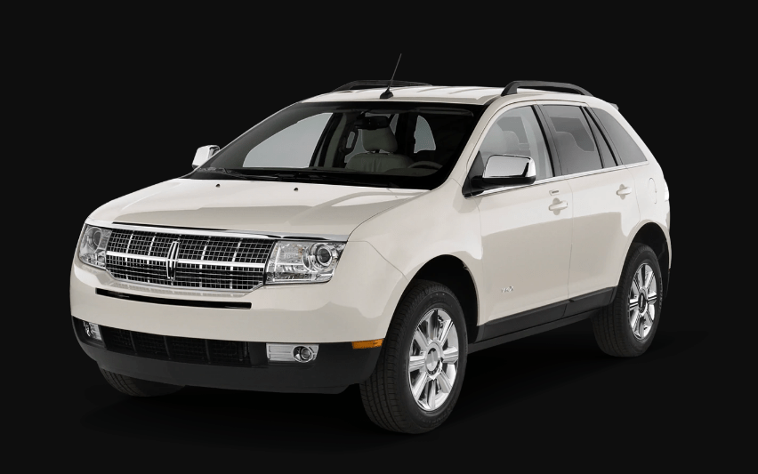 2010 Lincoln MKX Concept and Owners Manual
