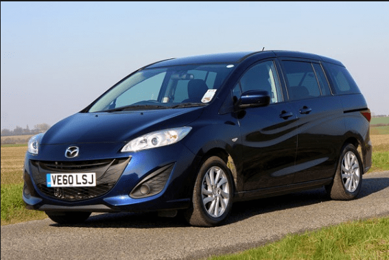 2010 Mazda 5 Owners Manual and Concept