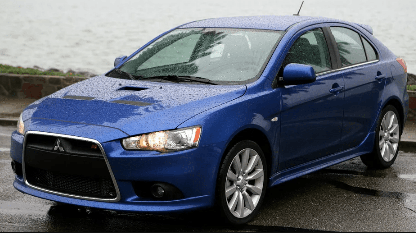 2010 Mitsubishi Lancer Sportback Concept and Owners Manual