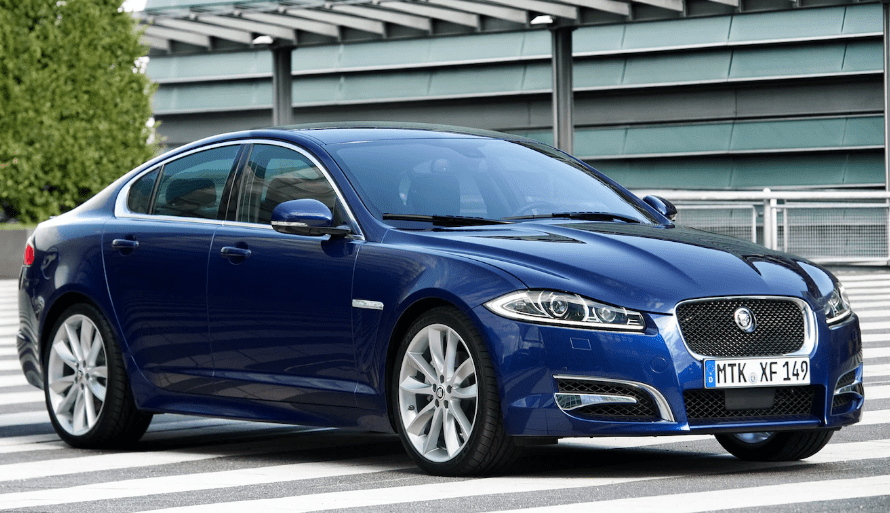 2012 Jaguar XF Concept and Owners Manual