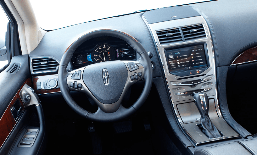 2012 Lincoln MKX Interior and Redesign
