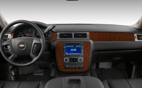 2013 Chevrolet Avalanche Interior and Redesign
