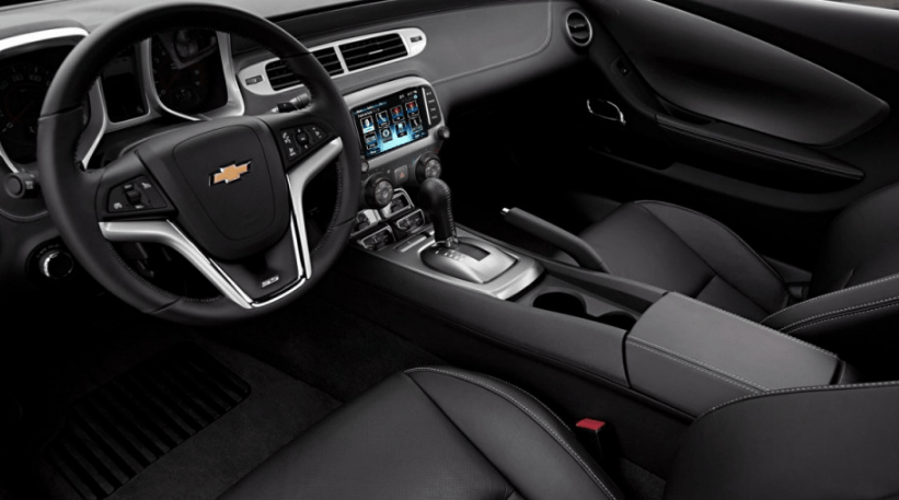 2013 Chevrolet Camaro Interior and Redesign