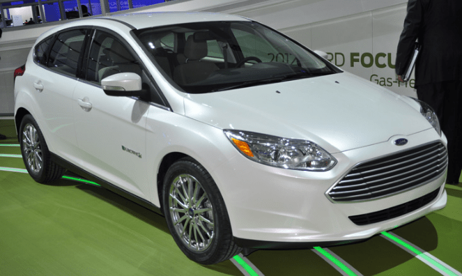 2013 Ford Focus Electric Concept and Owners Manual