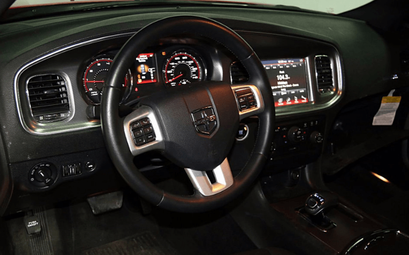 2014 Dodge Charger Interior and Redesign