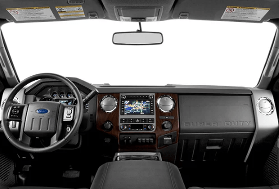 2014 Ford F-250 Interior and Redesign
