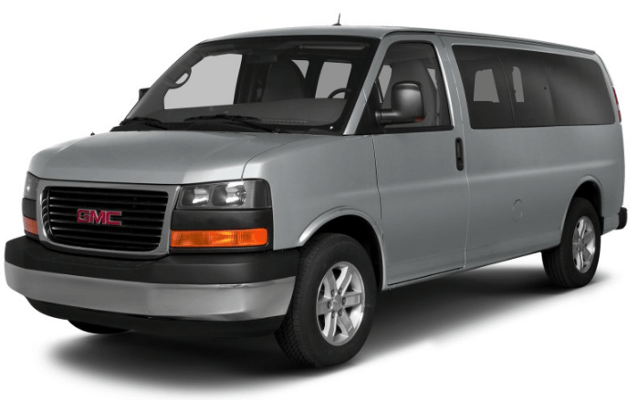 2014 GMC Savana 3500 Concept and Owners Manual