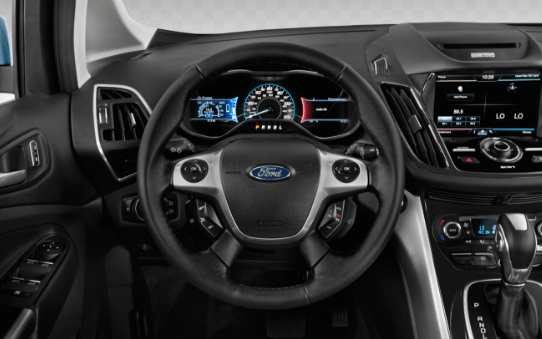 2015 Ford C-Max Interior and Redesign