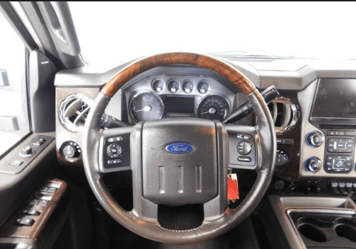 2015 Ford F-250 Interior and Redesign