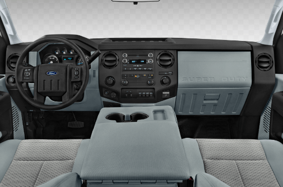 2015 Ford F-350 Interior and Redesign