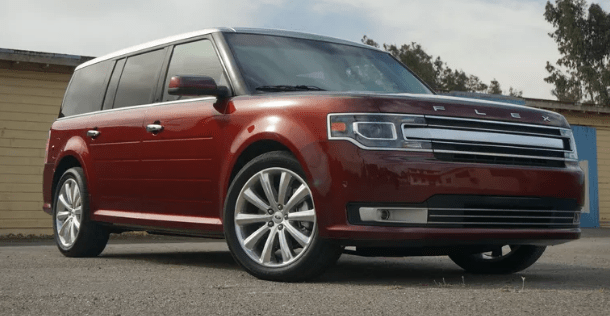 2015 Ford Flex Owners Manual and Concept