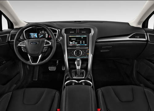 2015 Ford Fusion Energi Interior and Redesign