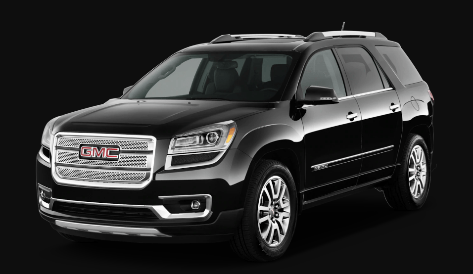 2015 GMC Acadia Concept and Owners Manual