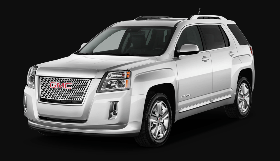 2015 GMC Terrain Concept and Owners Manual