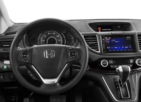2015 Honda CR-V Interior and Redesign