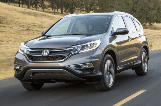 2015 Honda CR-V Owners Manual and Concept