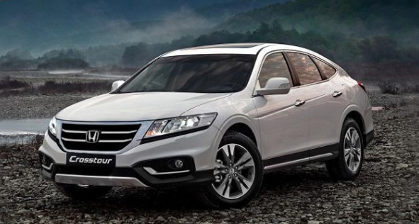 2015 Honda Crosstour Owners Manual and Concept