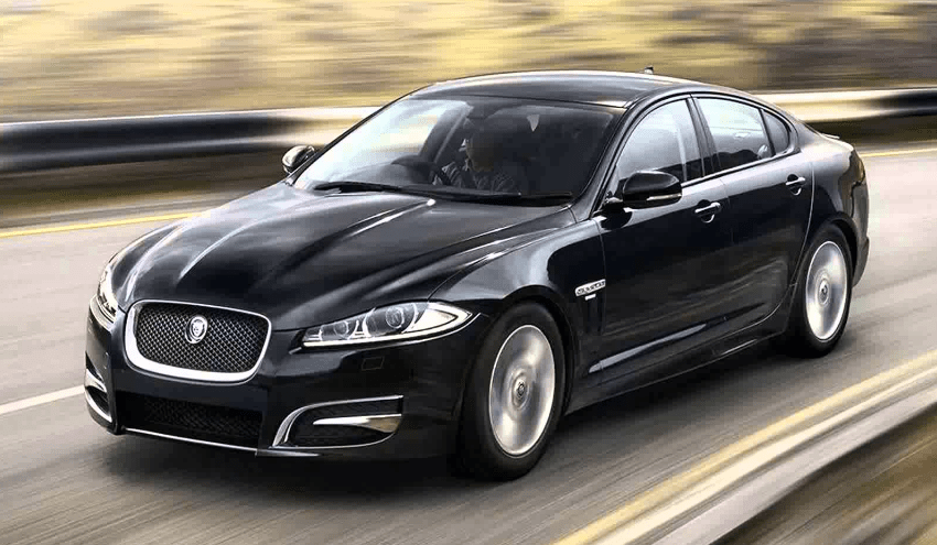 2015 Jaguar XF Concept and Owners Manual