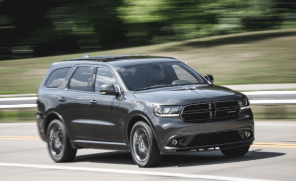 2016 Dodge Durango Owners Manual and Concept