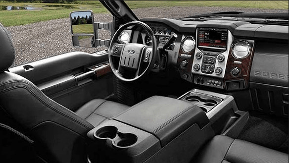 2016 Ford F-350 Interior and Redesign