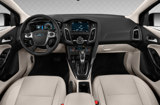 2016 Ford Focus Electric Interior and Redesign
