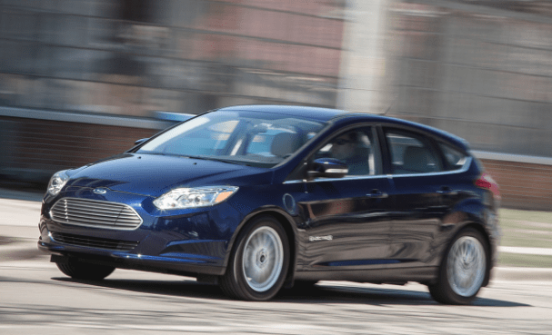 2016 Ford Focus Electric Owners Manual and Concept