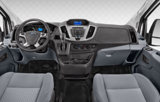 2016 Ford Transit-150 Interior and Redesign