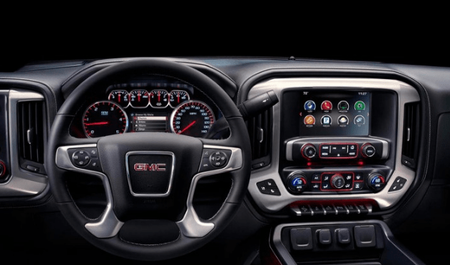 2016 GMC Sierra 2500 Interior and Redesign