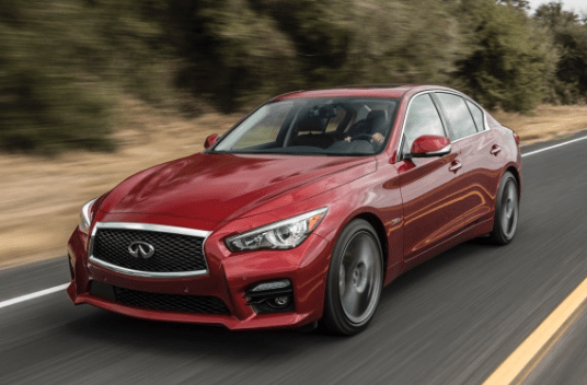 2016 Infiniti Q50 Hybrid Owners Manual and Concept