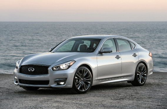 2016 Infiniti Q70 Owners Manual and Concept