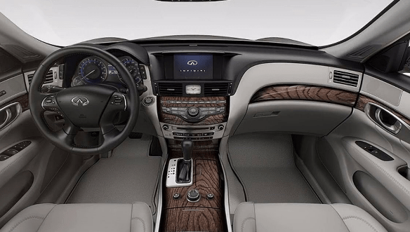 2016 Infiniti Q70h Interior and Redesign