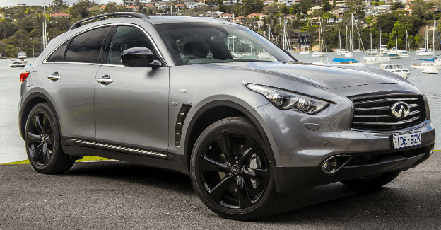 2016 Infiniti QX70 Owners Manual and Concept