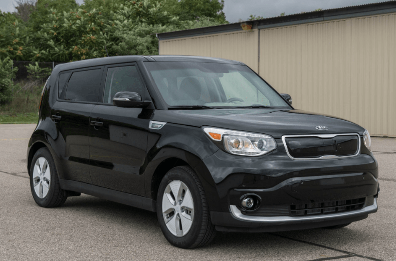 2016 Kia Soul EV Concept and Owners Manual