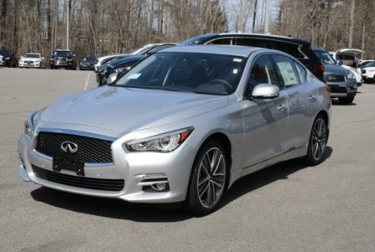 2017 Infiniti Q50 Hybrid Owners Manual and Concept