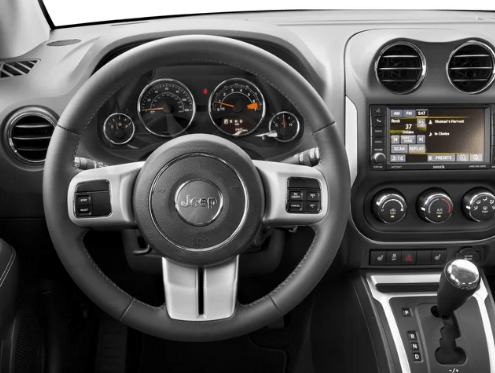 2017 Jeep Compass Interior and Redesign