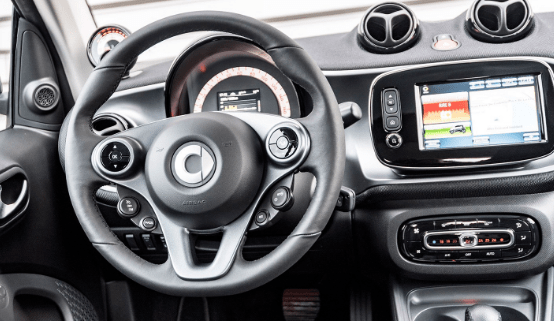 2017 Smart ForTwo Interior and Redesign